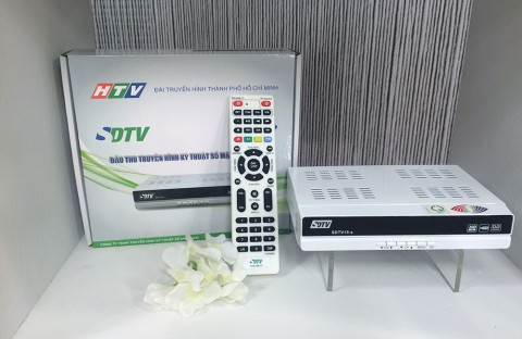 DVB-T2 Digital Terrestrial Set-top-box